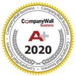 Boniteta A+ 2020 - Certifikat odličnosti